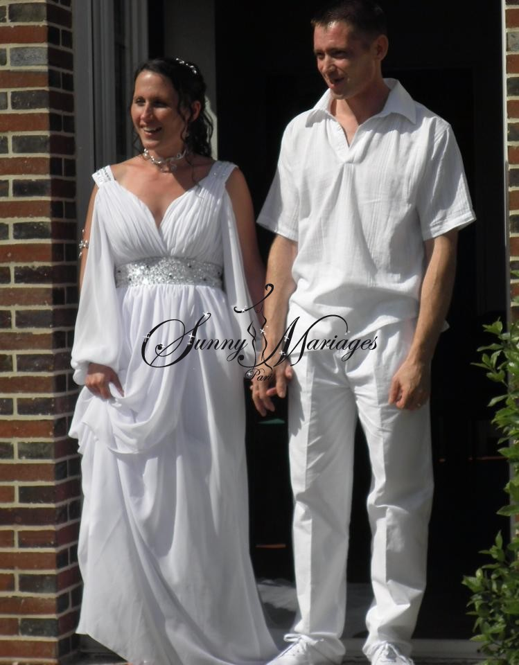 Robe hippie chic longue for Robes de mariage empire uk