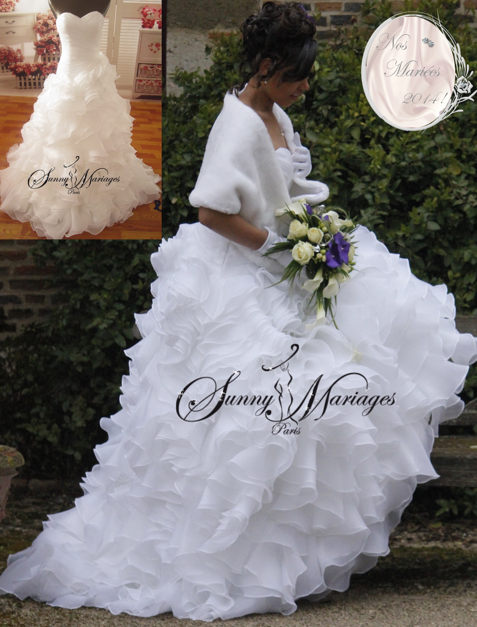 robe de mari e grande taille en ligne id es et d