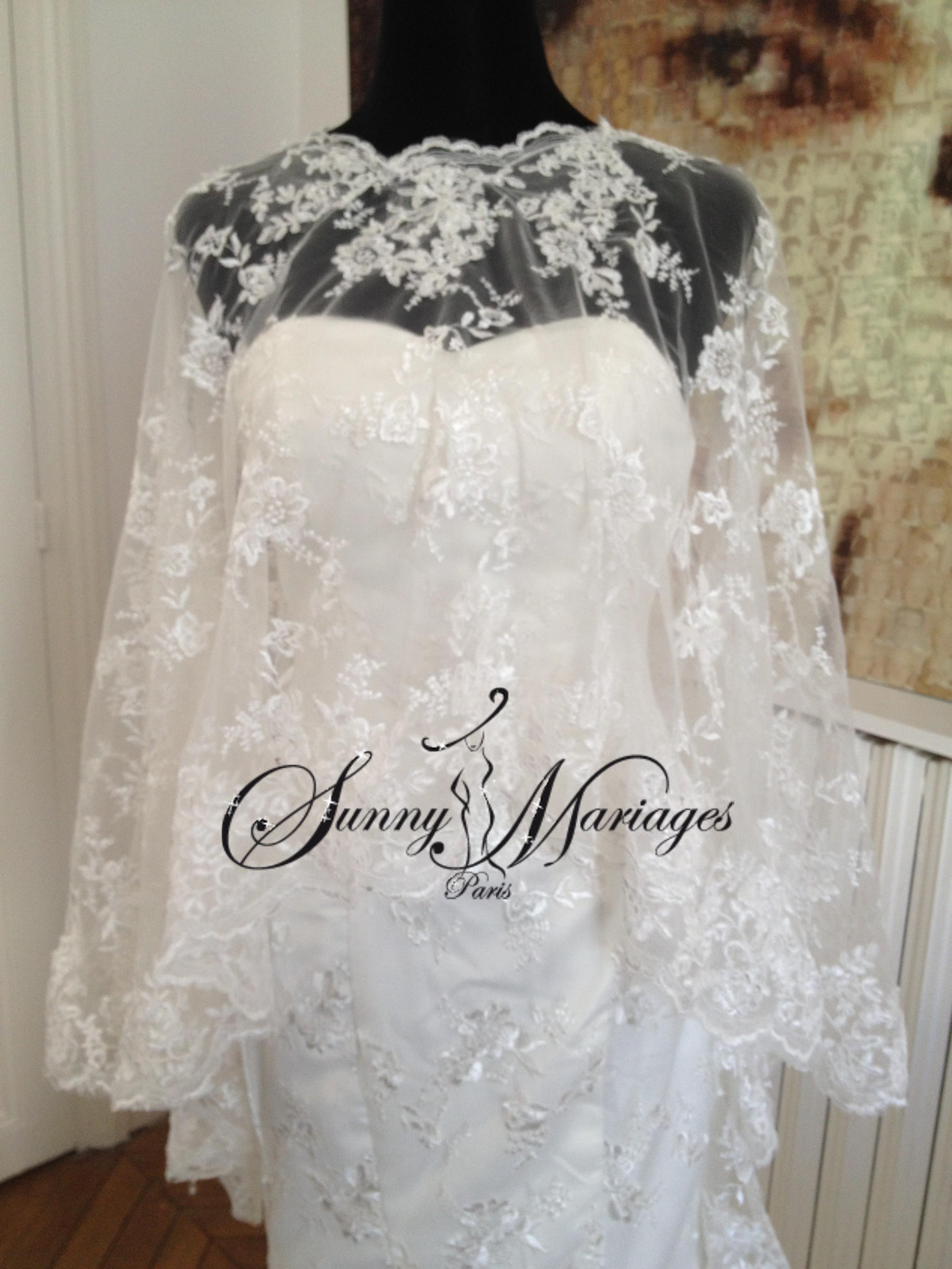 Robe de mariée dentelle – robe de mariée fourreau
