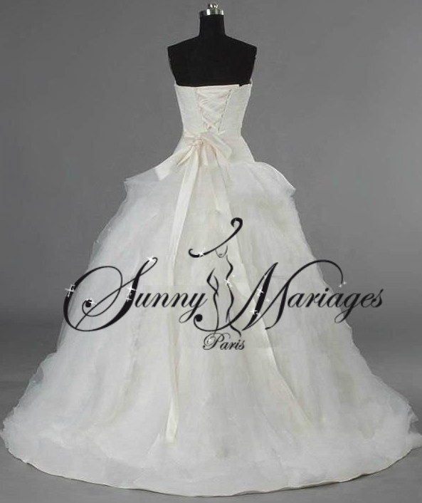 Robe de mari e plume sunny mariage - Lot de plumes pas cher ...