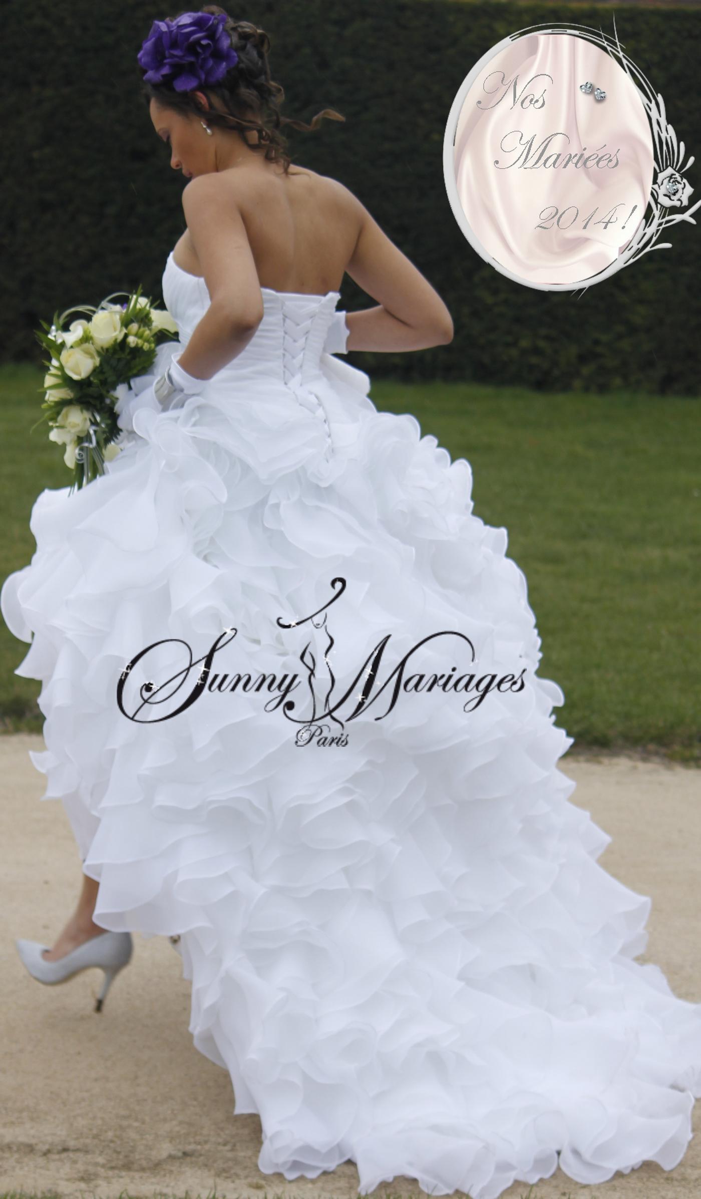 0c51f0c53b596 Quel plaisir de présenter nos robes de mariées portées par nos clientes «  le jour J » ! Quelle mannequin pourrait mieux présenter et sublimer une robe  de ...