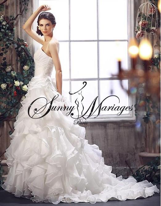 robe de mariee princesse robe de mariee originale tomy mariage mariage mariages mariages. Black Bedroom Furniture Sets. Home Design Ideas
