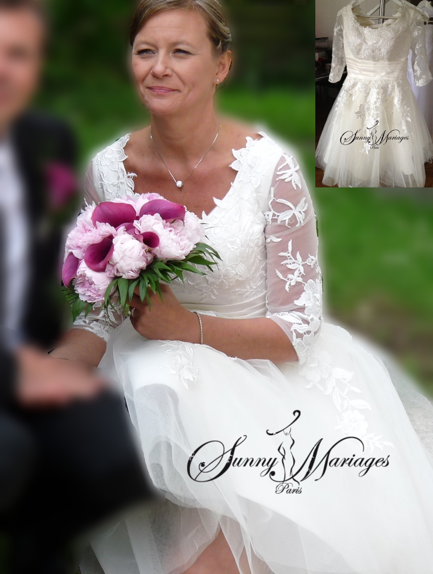 Tenue originale pour mariage fashion designs - Photo de mariage originale ...
