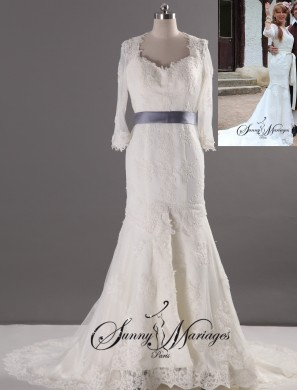 robe-de-mariee-originale-inspiré-du-modele-corie-de-cymbelile-en ...