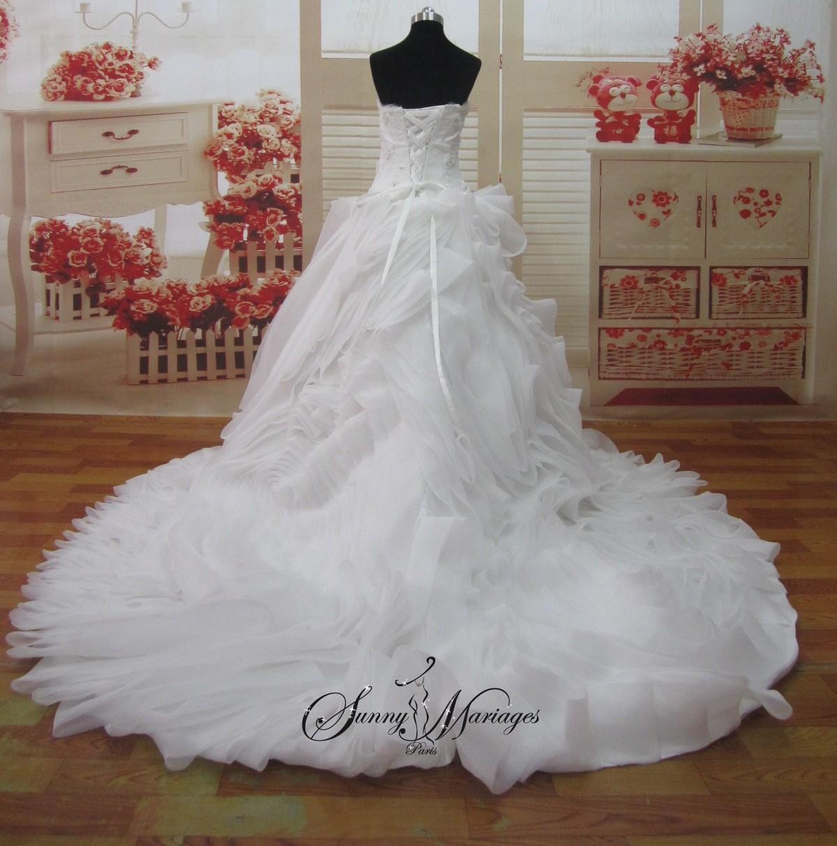 Robe de mariee princesse robe de mariee 2012 robe de mariee bustier robe de mariee createur - Image de princesse ...
