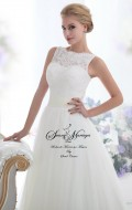 robe de mariée-dentelle-princesse-