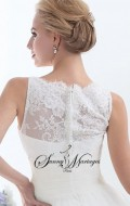 robe de mariée-dentelle-princesse