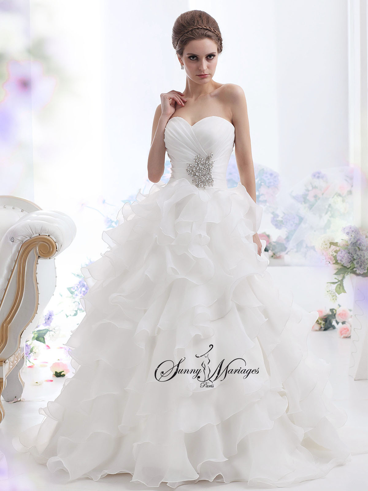 Robe de Mariée - image #3067574 by marine21 on Favim.com