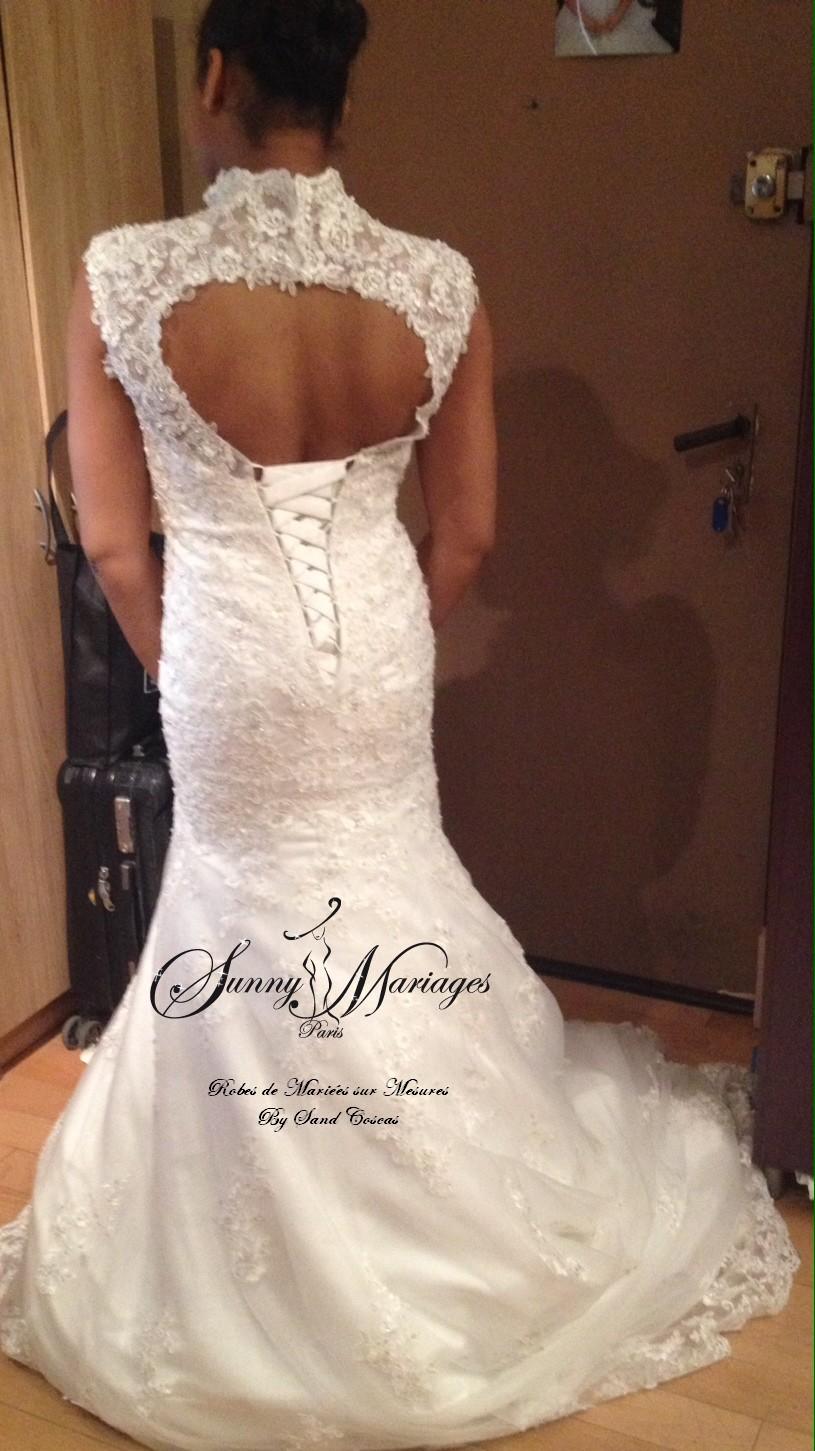 robes de mariee en dentelle robe de mariee manche robe de mariee fourreau robe blanche de. Black Bedroom Furniture Sets. Home Design Ideas