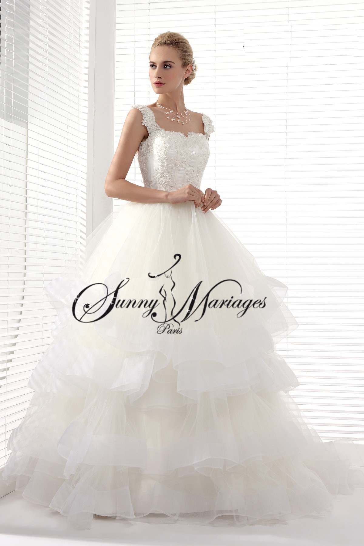 Robe de mariee princesse 2015