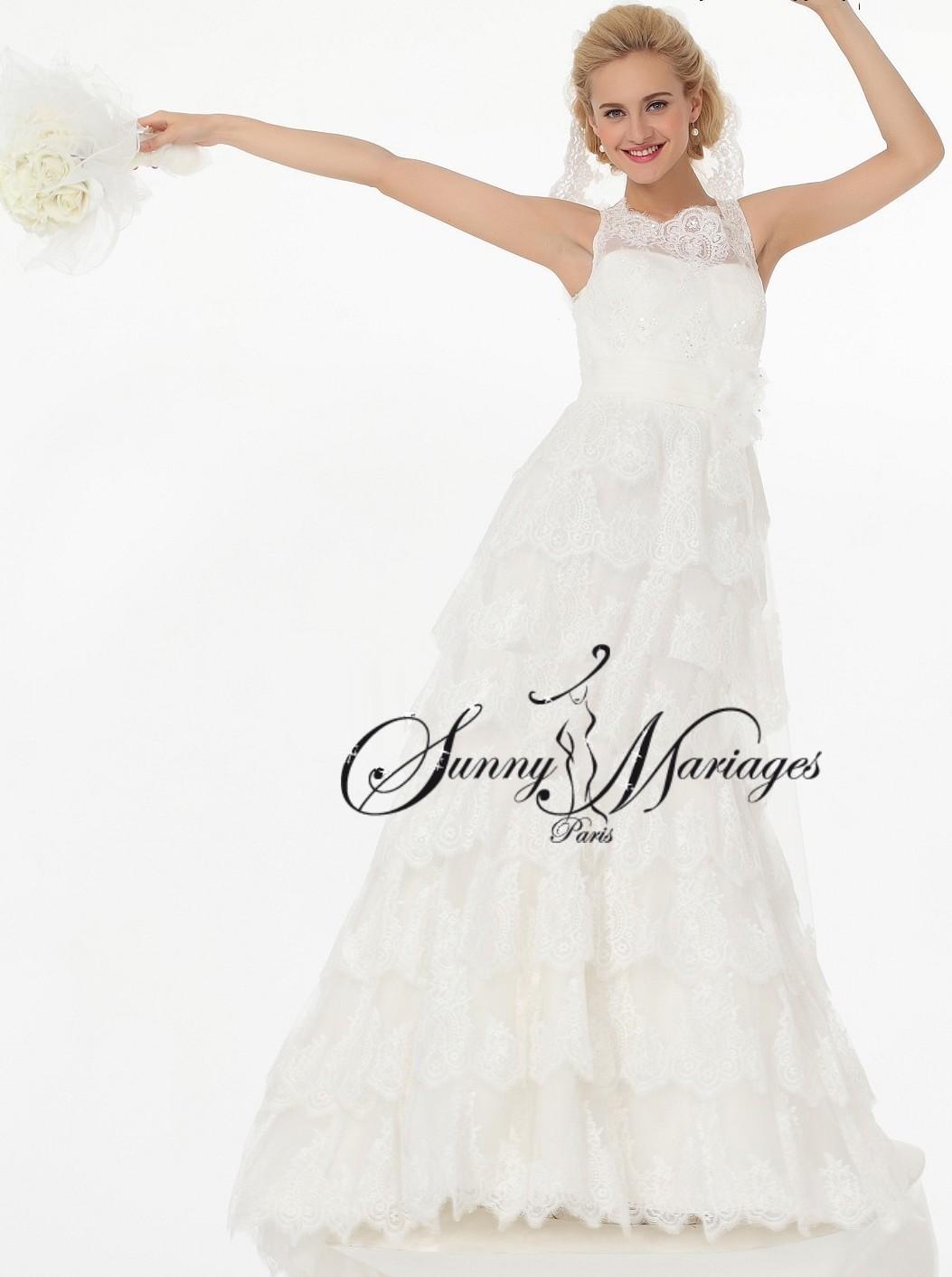 ... Mariage » robe de mariée » robe de mariée dentelle « Satinette