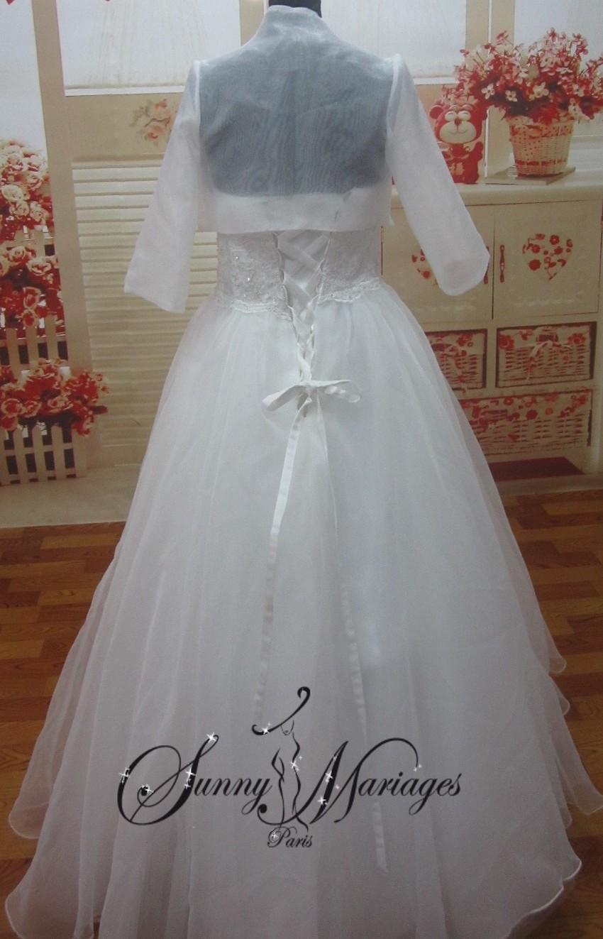 robe de mariee bustier et jupe princesse pas cher sunny mariage. Black Bedroom Furniture Sets. Home Design Ideas