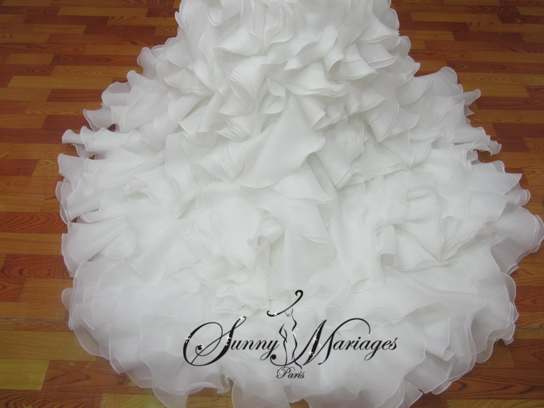 ... robe-de-mariee-bustier-drapé-robe-de-mariee-princesse-robe-de-mariee
