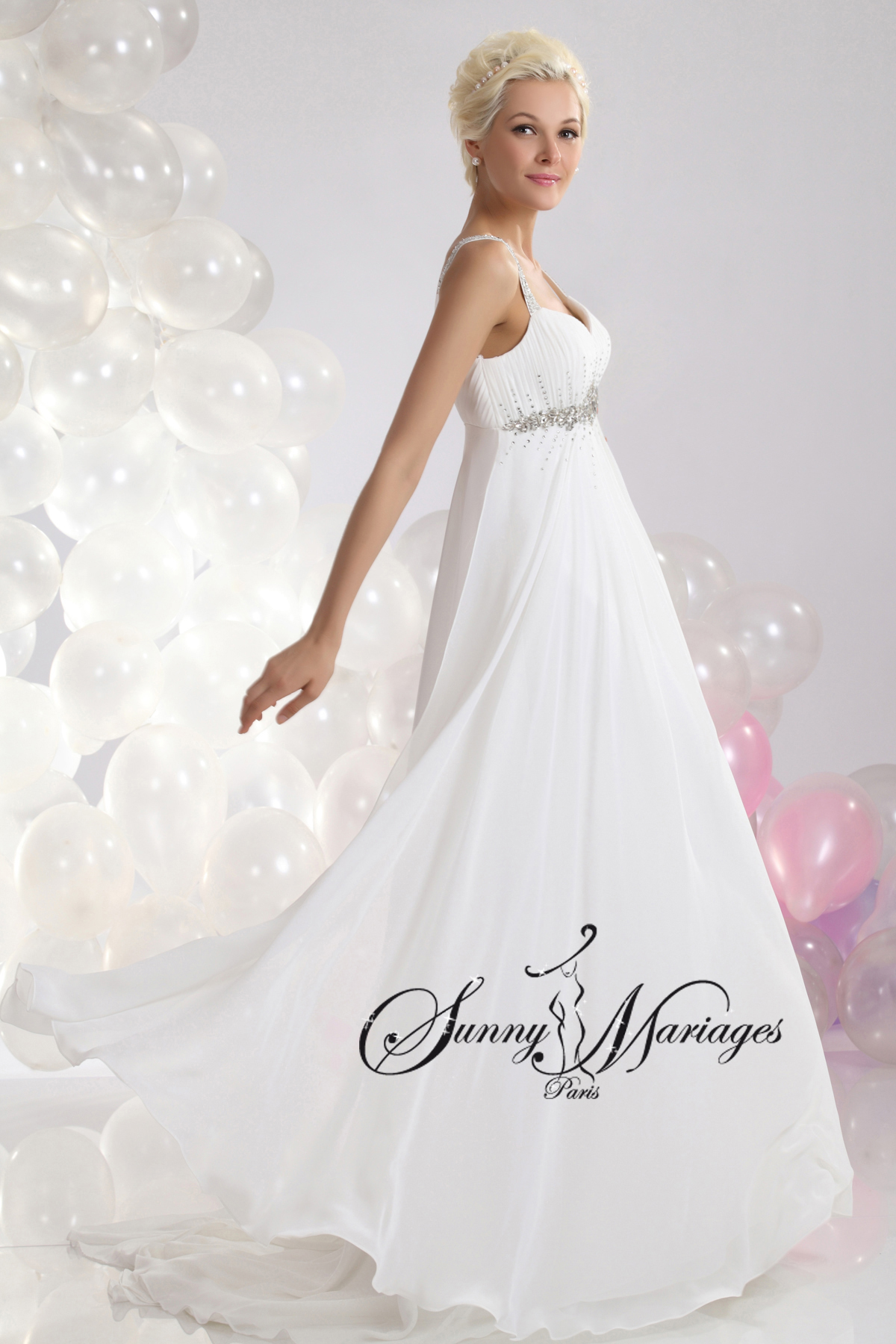 Empire du mariage robe cocktail la mode des robes de france for Robes de mariage empire uk