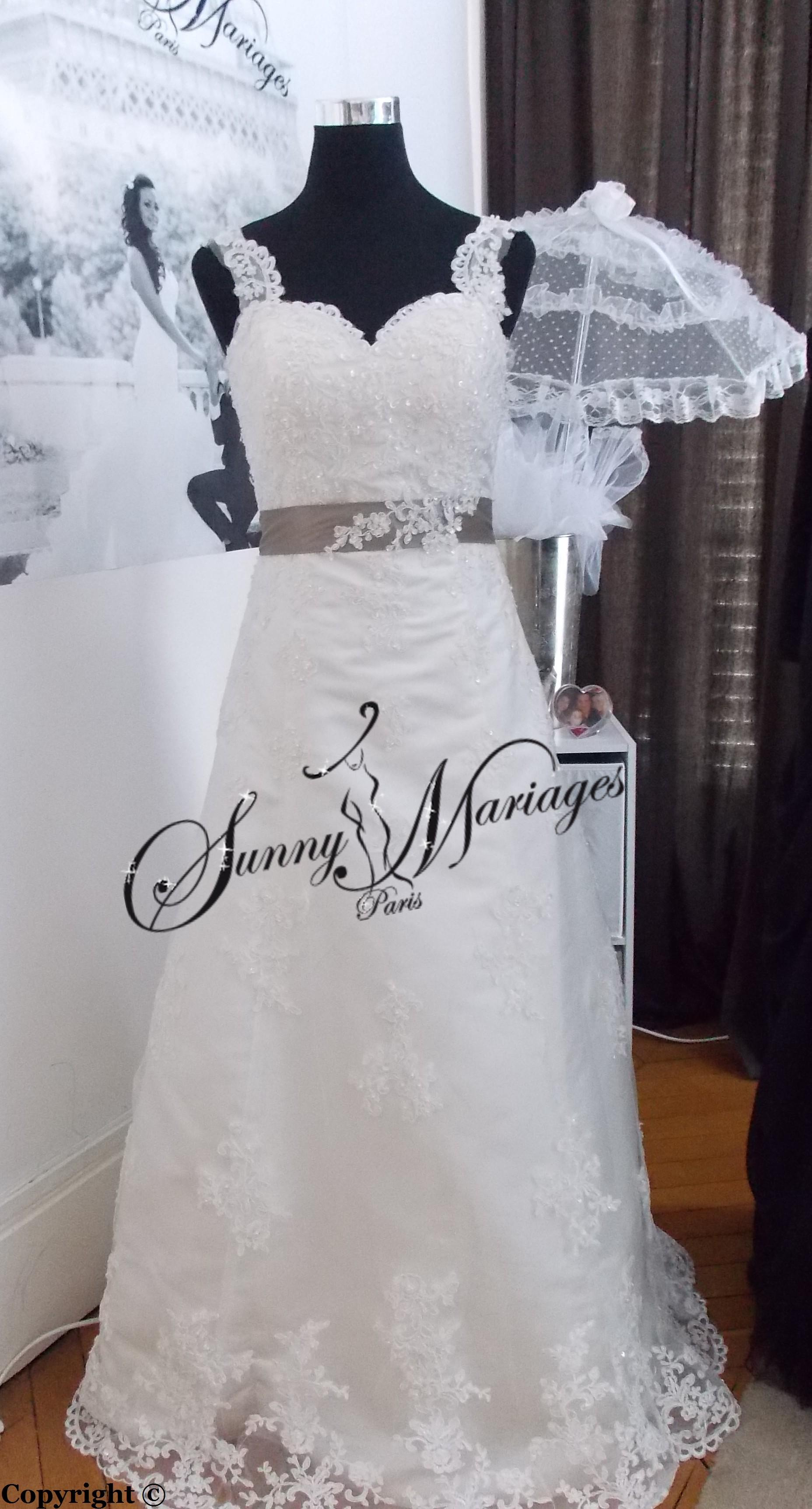nos robes de mariee sunny mariages vous offre la possibilité de ...