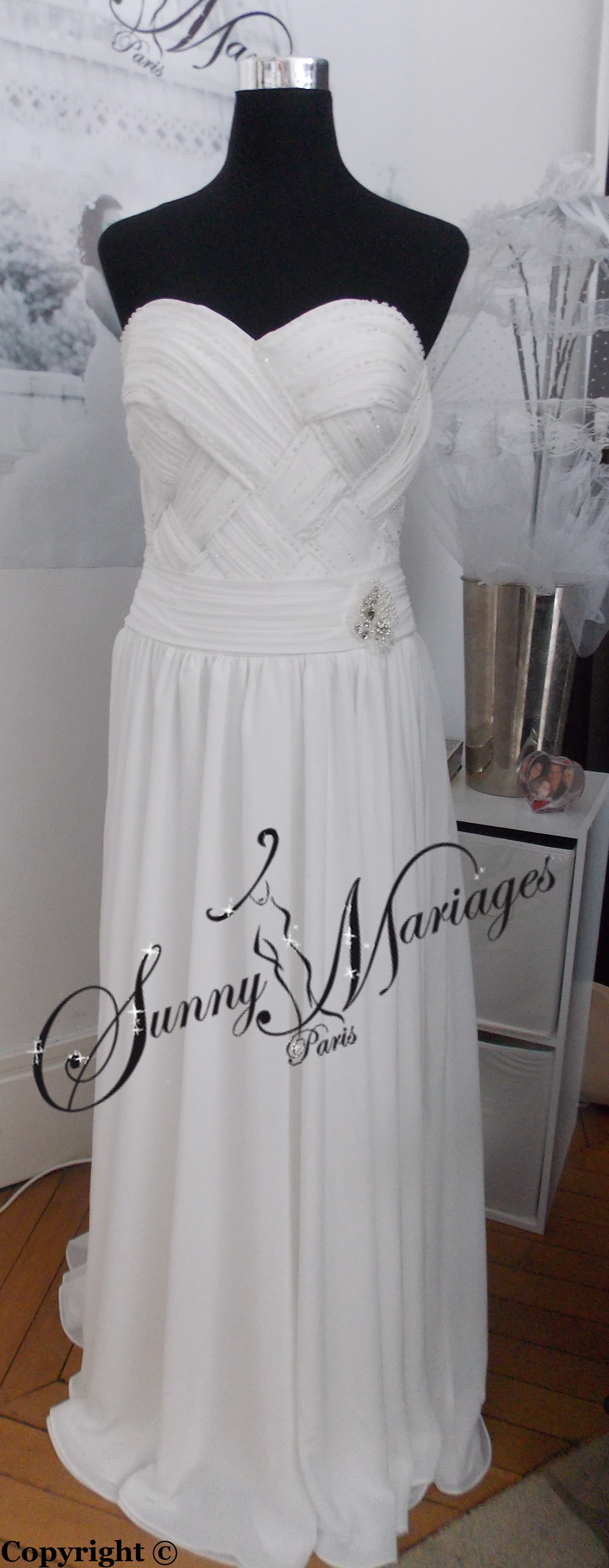 robe de mariee originale et pas chere en vente en ligne site francais ...