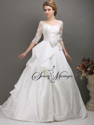 ... Mariage » robe de mariée » Robe de mariee princesse « BAJA