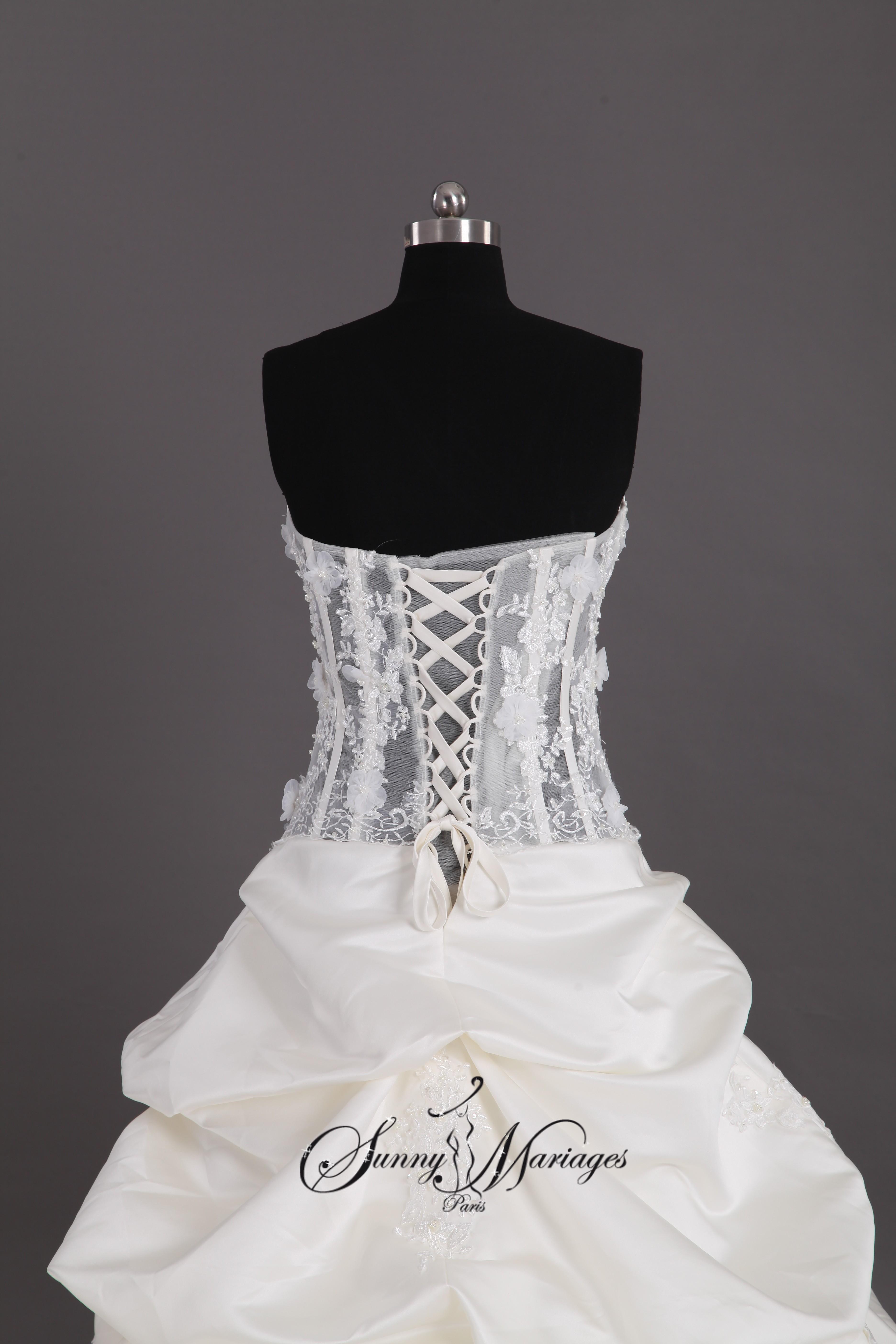 Robe de mariée princesse « RIVKA »