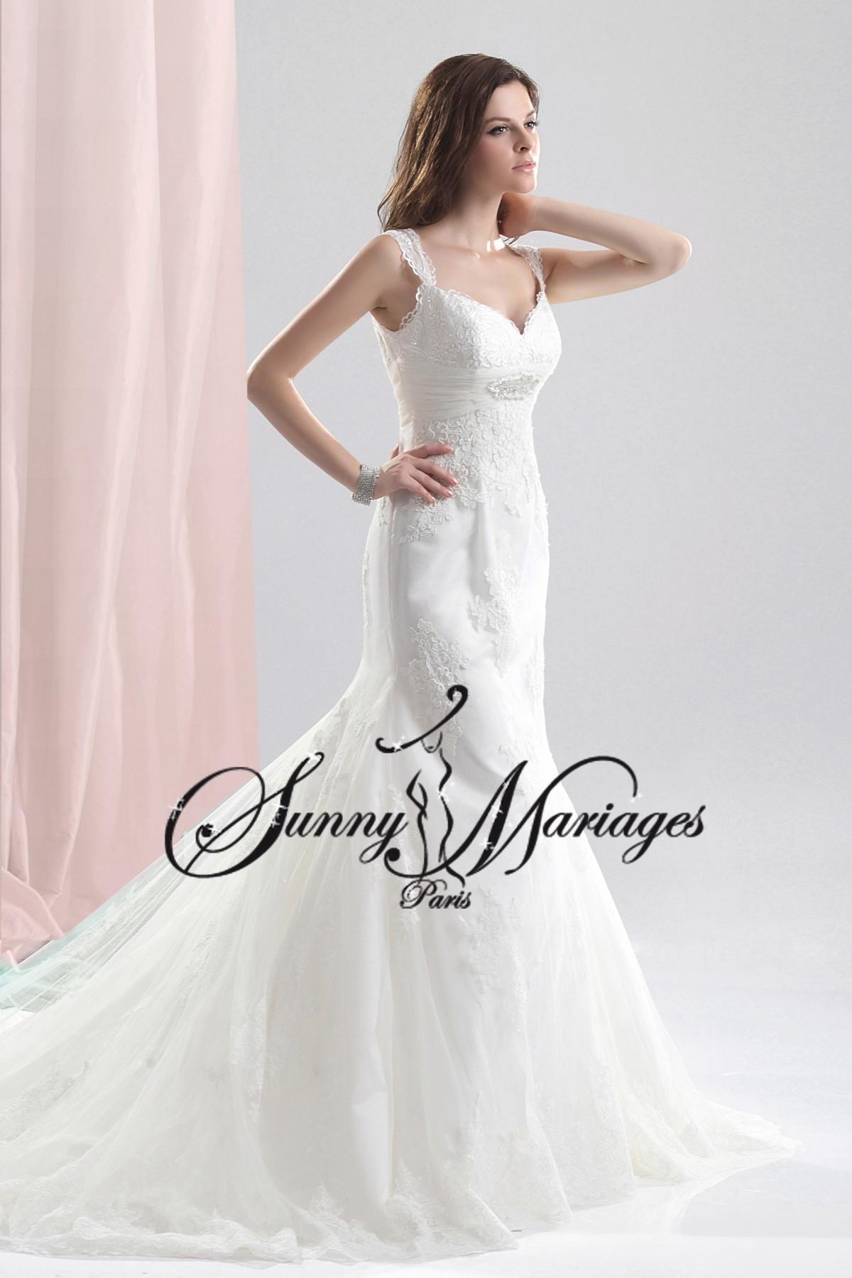... Mariage » robe de mariée » Robe de mariée sirène – « Judy
