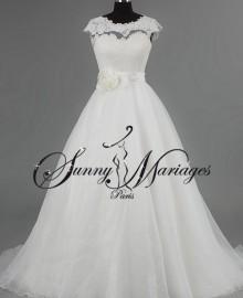 Robe De Mariée Princesse  Sunny Mariage - Part 11
