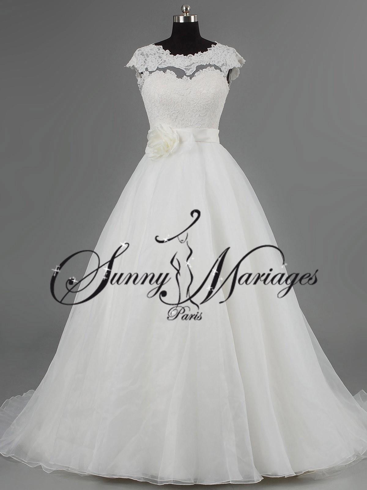 ... Mariage » robe de mariée » Robe de mariee princesse « Lucille