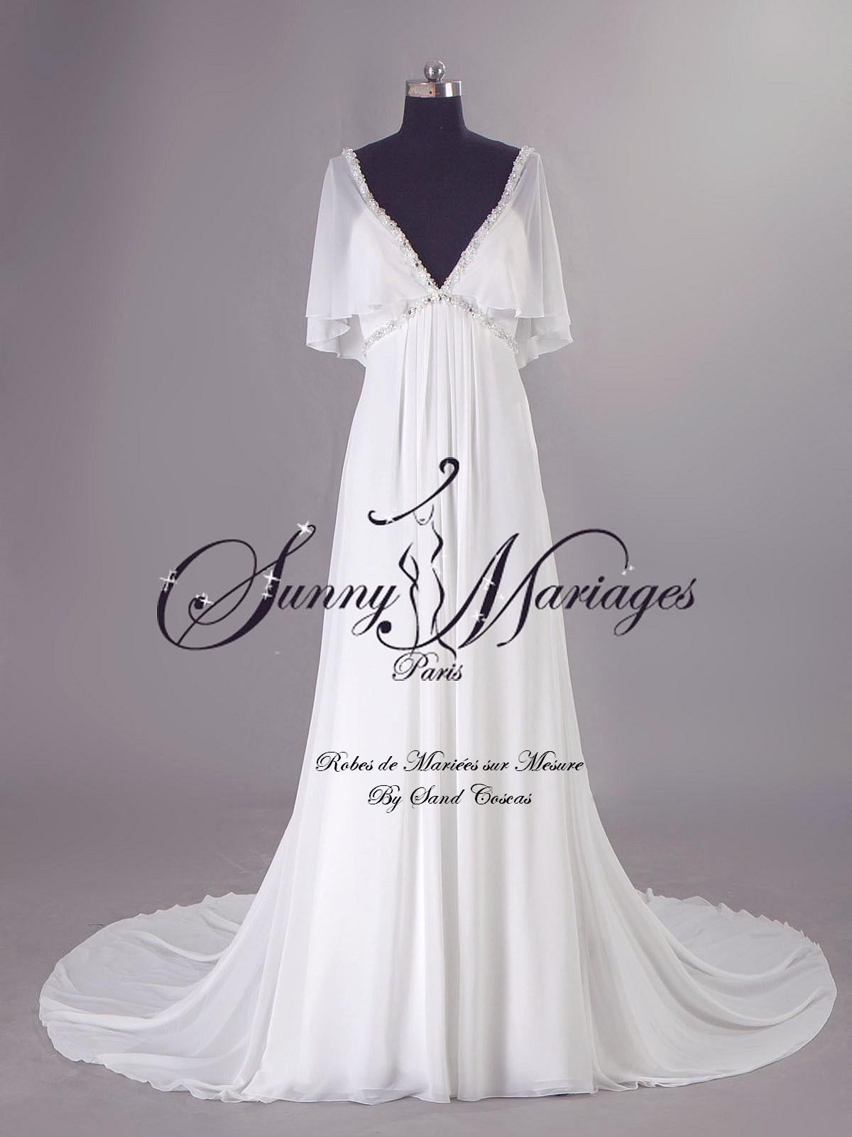 ... Sunny Mariage » robe de mariée » Robe de mariee empire « Lune