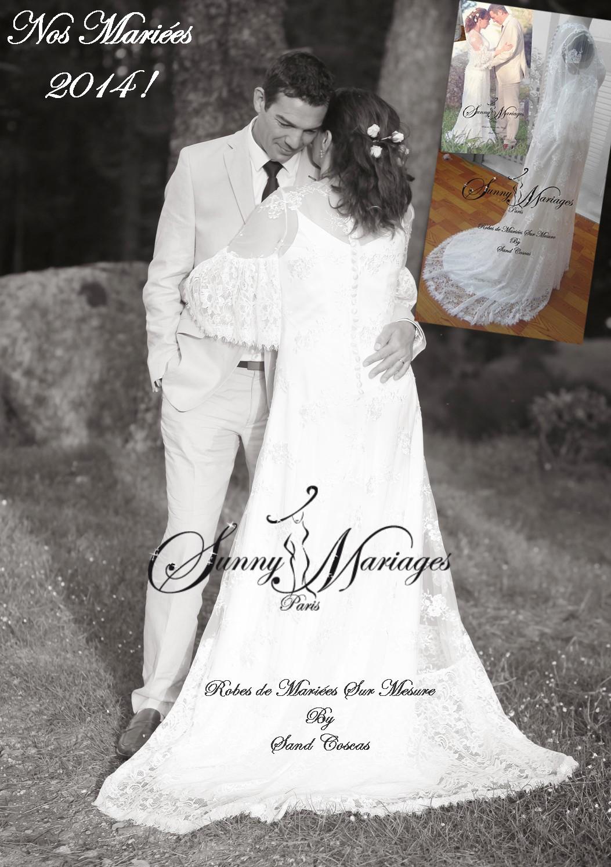 robe de mari e romantique dentelle et manches longues sunny mariage. Black Bedroom Furniture Sets. Home Design Ideas