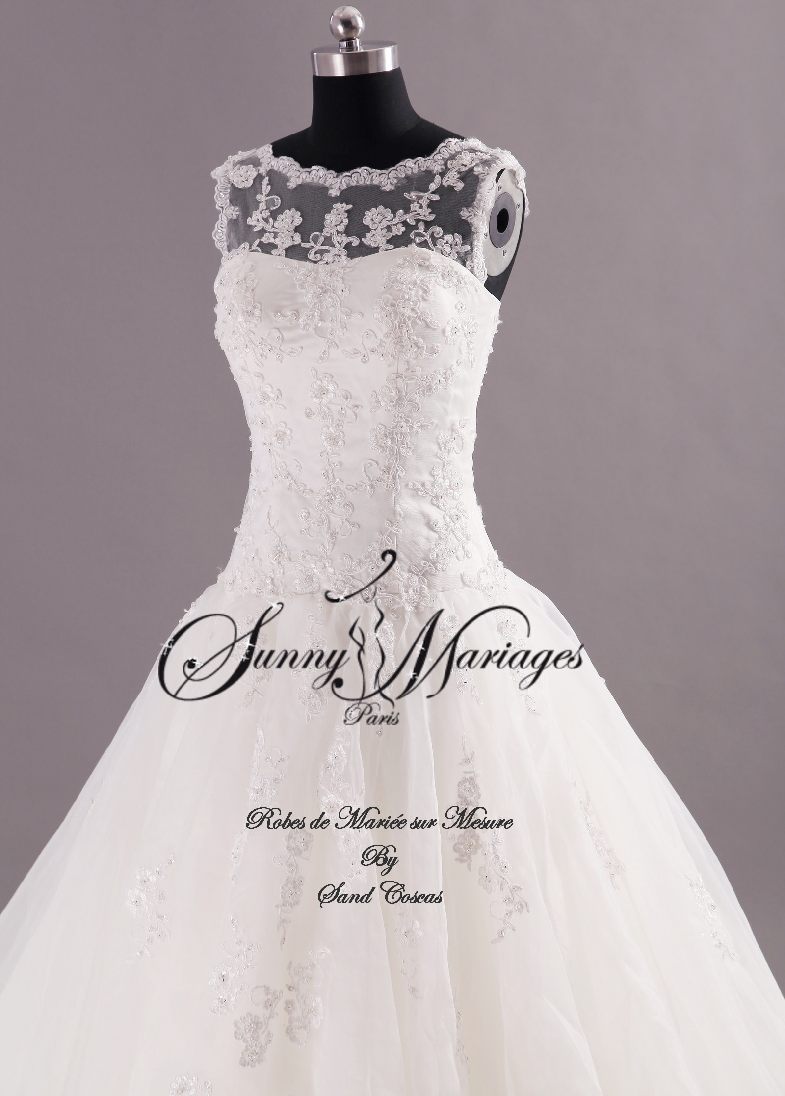 ... MARIAGES PARIS création robe de mariee 2014 2015  Sunny Mariage