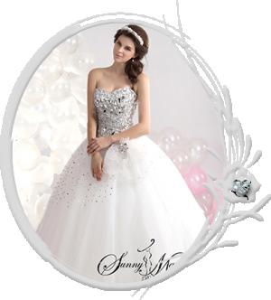 Robe de mariee blanche princesse 2018