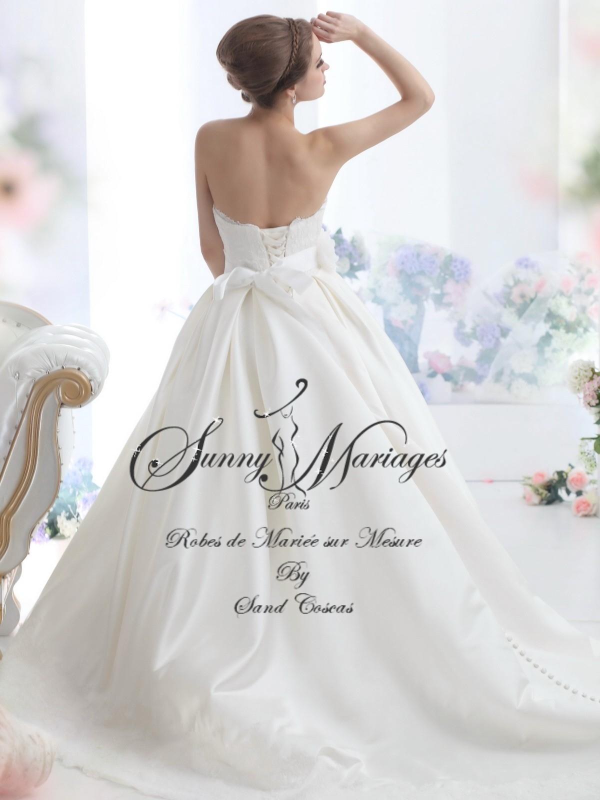 robes de mariée sur mesure petit prix Sunny Mariages Paris  Sunny ...