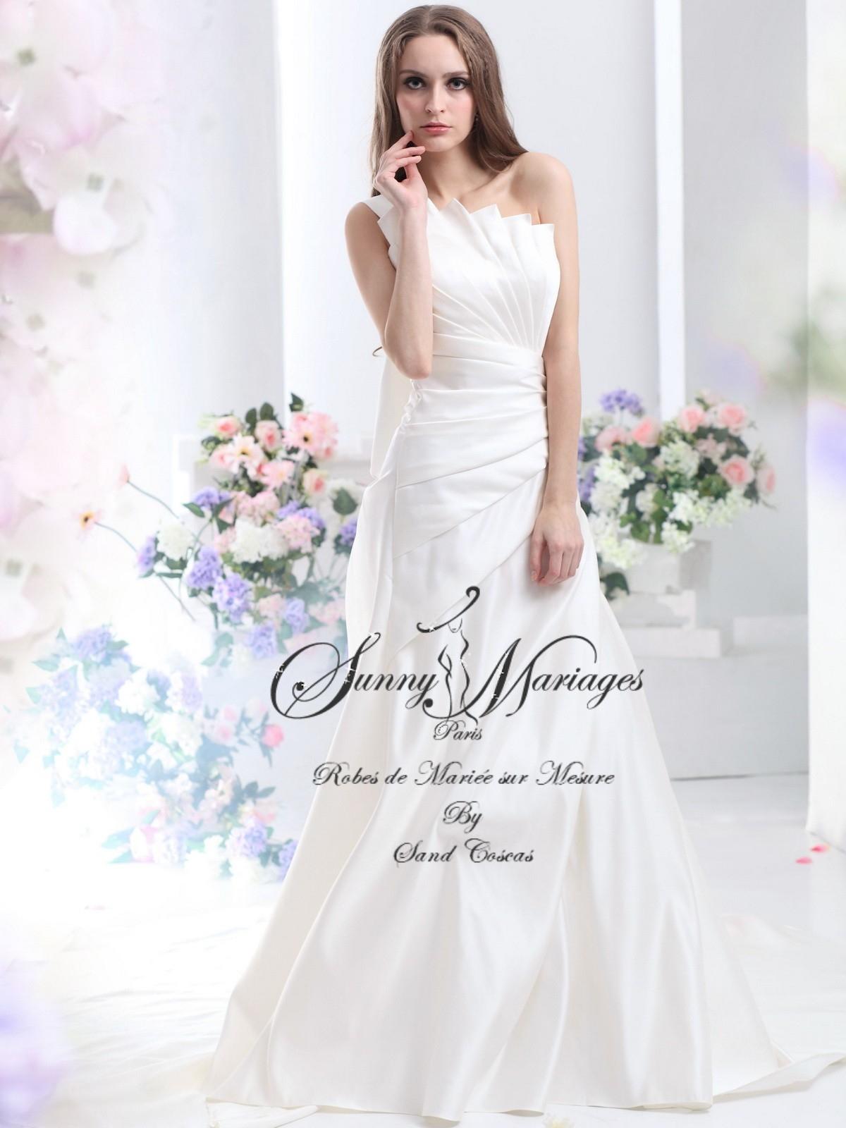 Vous êtes ici : Sunny Mariage » robe de mariée » Robe de mariée ...
