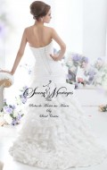 robe de mariée,Aline, bustier