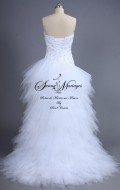 robe de mariée mustang aurye mariage