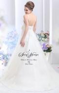 robe de mariée dentelle, bustier