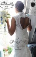 robe de mariée sirène dentelle