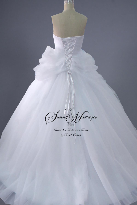 robe de mariée princesse-robe de mariée originale- CynthiaB