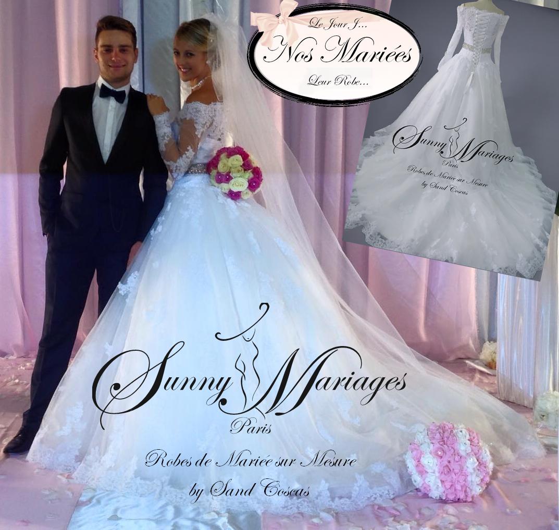 robe de mari e dentelle princesse sunny mariage. Black Bedroom Furniture Sets. Home Design Ideas