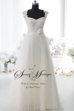 robe de mariée, robe de mariée sur mesure
