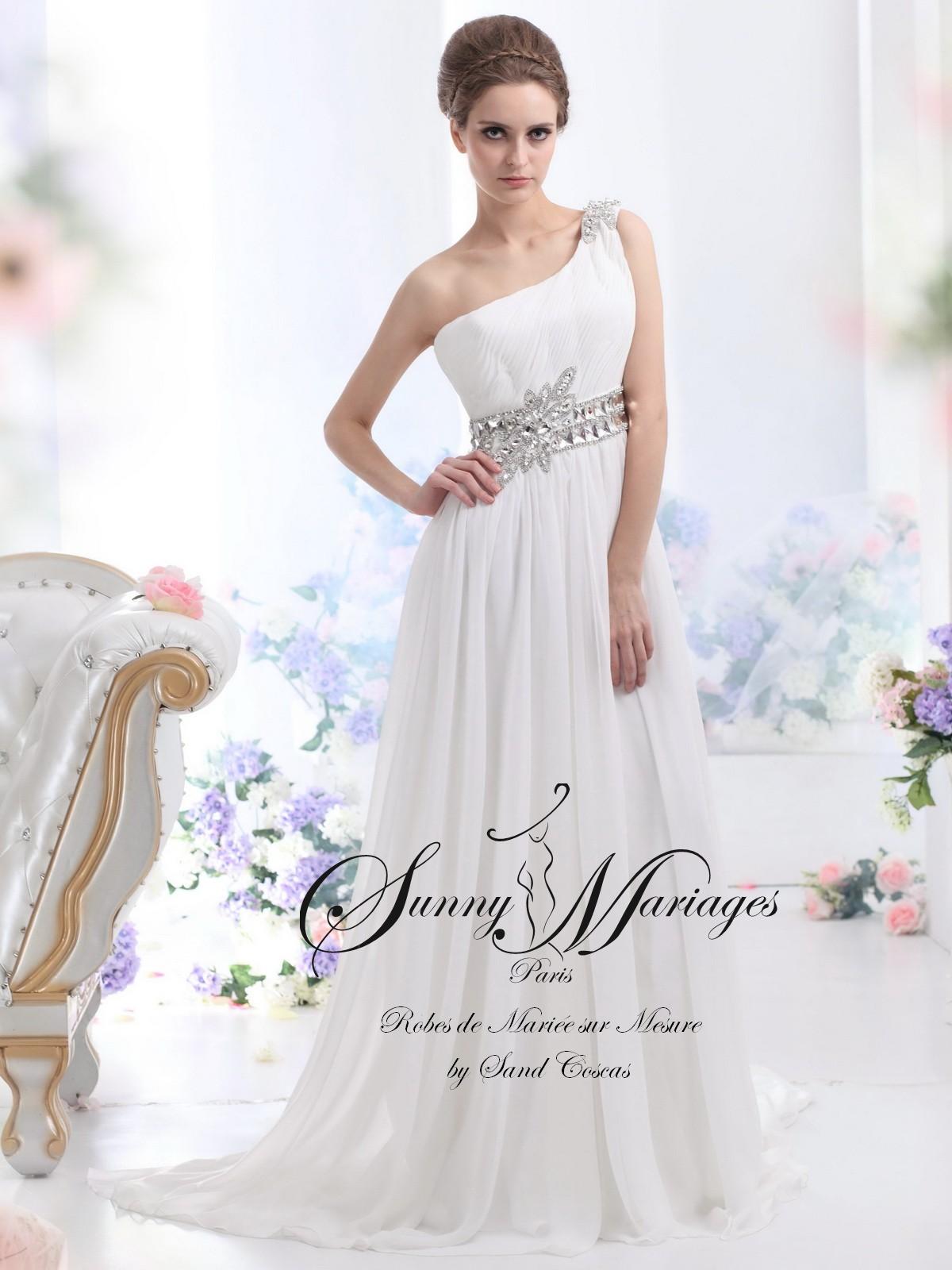 Ronde Pour Robe De Mariée Mariage Femme Sunny afnp17w
