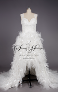 robe de mariée robe de mariée plume, robe de mariée pas cher