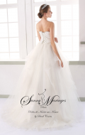 robe de mariée, robe de mariée princesse