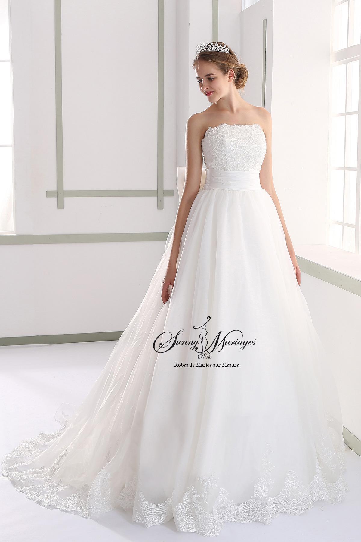 ... Mariage » robe de mariée » Robe de mariée princesse « Voltige