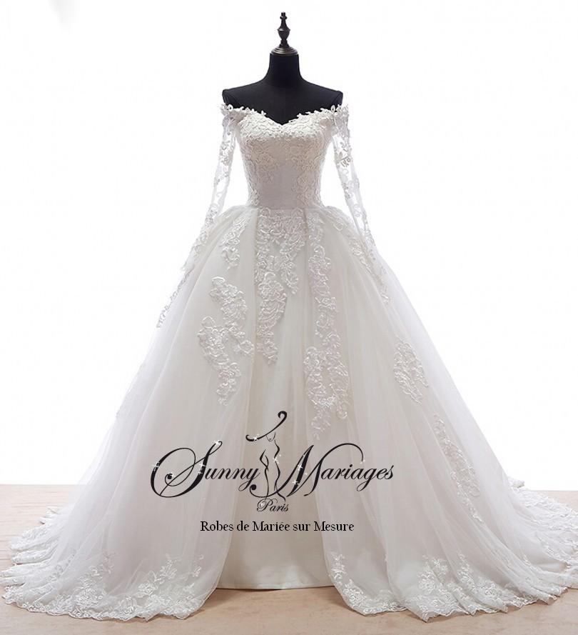 robe de mari e princesse sunny mariage. Black Bedroom Furniture Sets. Home Design Ideas