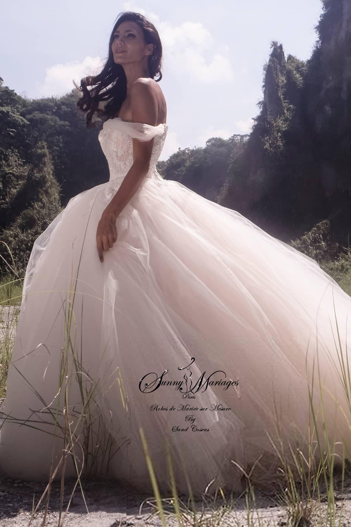 Robe mariage princesse 2019
