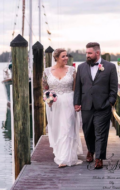 robe de mariée femmes ronde