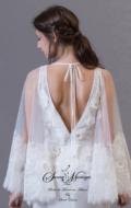robe de mariée boheme chic dentelle