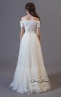 robe de mariée tulle