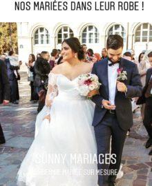 Pour De Mariée Mariage Robe Femme RondeSunny qSzMVpU