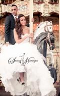 robe de marie princesse avec froufrou forme sirene et bustier coeur ou droit, robe de mariee chic et pas chere pour un mariage