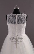 robe de mariee simple